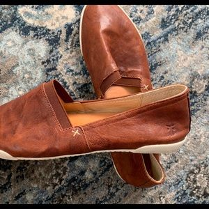 FRYE Brown Leather Shoes
